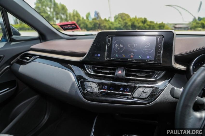 DRIVEN: Toyota C-HR 1.8L – about logic vs emotion Image #808266
