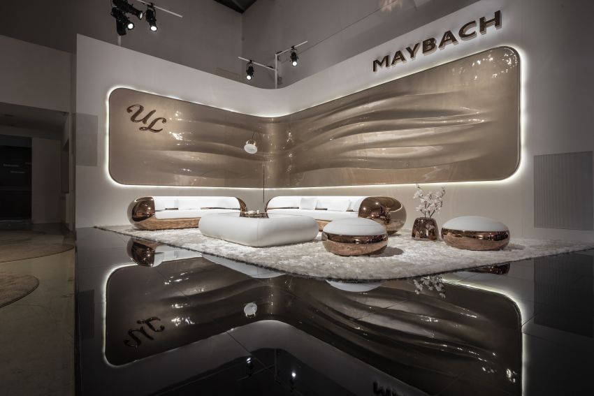 Vision Mercedes-Maybach Ultimate Luxury officially debuts in Beijing – four electric motors, 748 PS output Image #810652