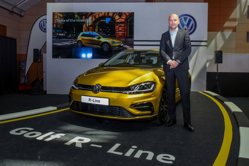 2018 Volkswagen Golf R-Line in Malaysia – RM166,990 Image #812290