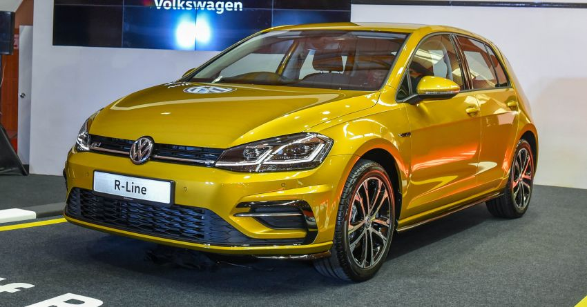 2018 Volkswagen Golf R-Line in Malaysia – RM166,990 Image #812292