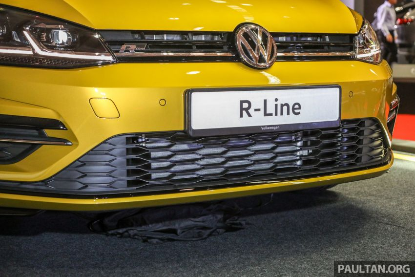 2018 Volkswagen Golf R-Line in Malaysia – RM166,990 Image #812541