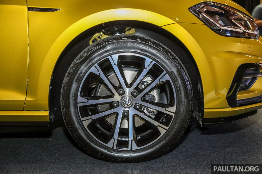 2018 Volkswagen Golf R-Line in Malaysia – RM166,990 Image #812547