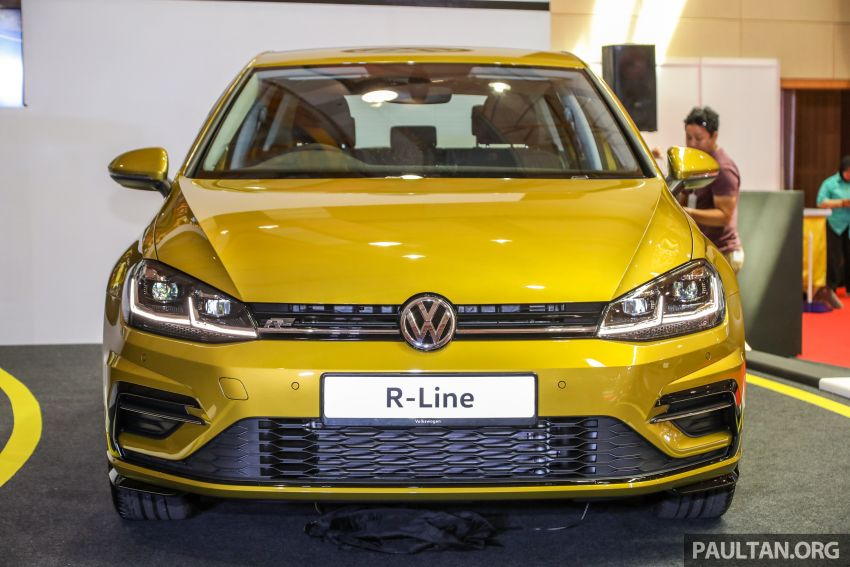 2018 Volkswagen Golf R-Line in Malaysia – RM166,990 Image #812533