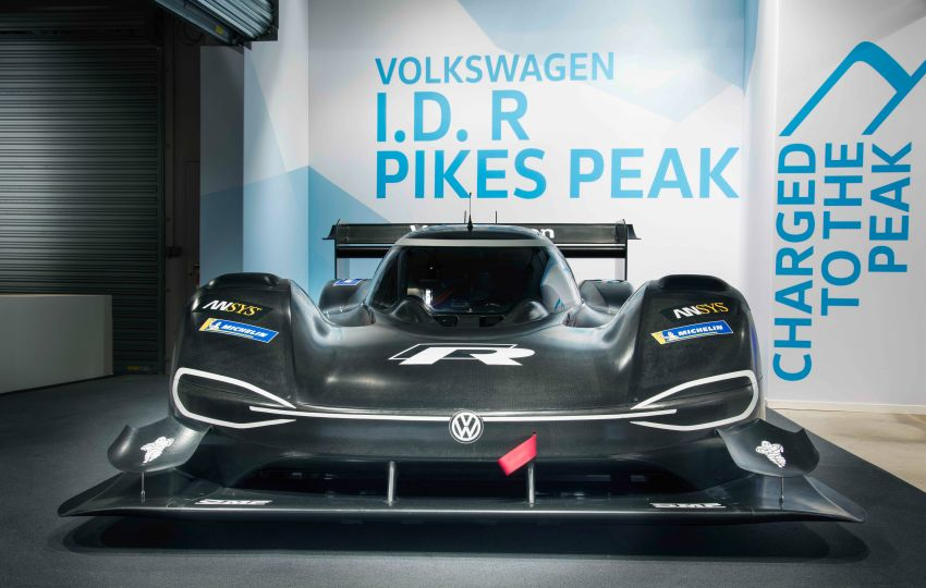 Volkswagen I.D. R Pikes Peak – 0-100 km/h in 2.25s Image #809771