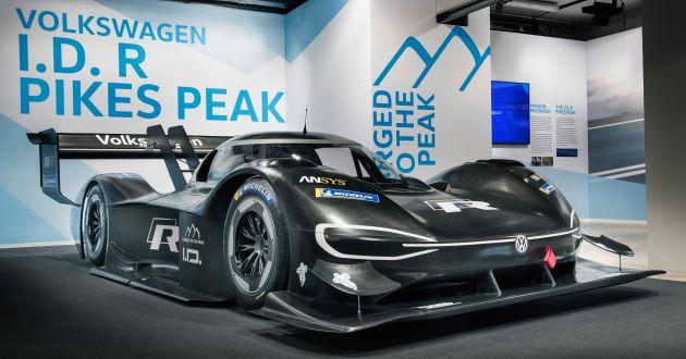 Volkswagen I.D. R Pikes Peak Shows U201chow Powerfulu201d VW EVs Can Get. U201c