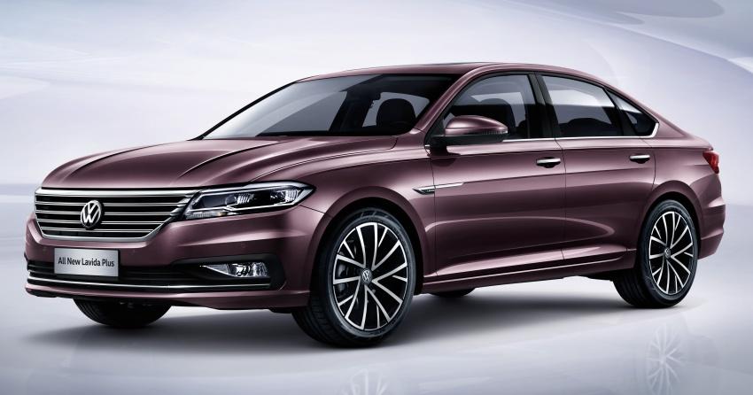 Volkswagen Lavida Plus – MQB-based sedan for China Image #805126