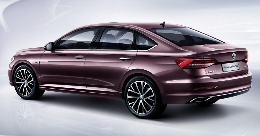 Volkswagen Lavida Plus – MQB-based sedan for China Image #805127