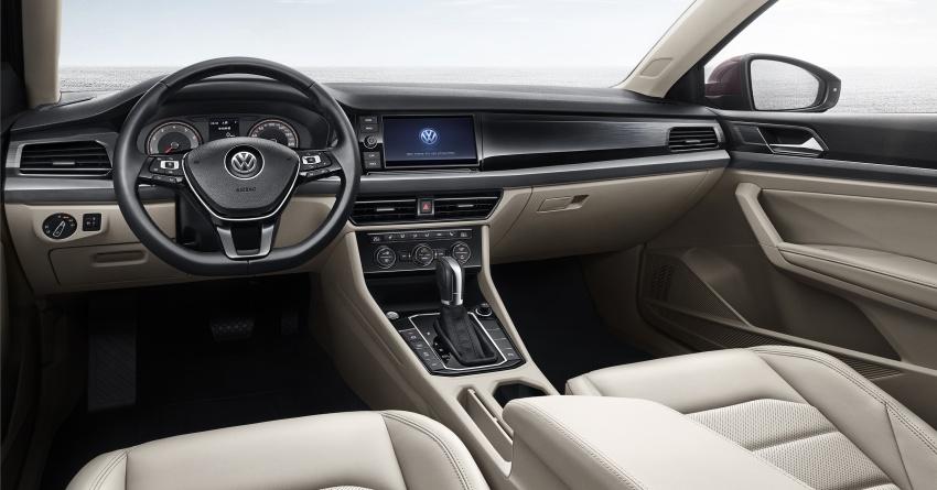 Volkswagen Lavida Plus – MQB-based sedan for China Image #805129