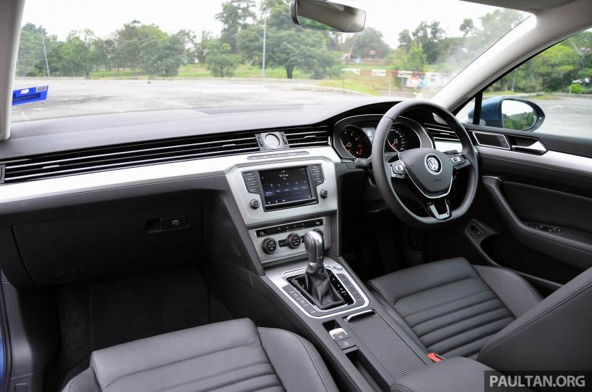 FIRST DRIVE: B8 VW Passat 1.8 TSI Comfortline Plus Image #804006