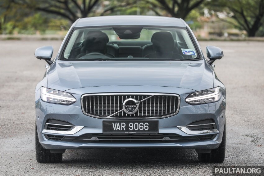 PANDU UJI: Volvo S90 T8 Twin Engine Inscription Plus plug-in Hybrid – selamat datang ke masa hadapan Image #804607