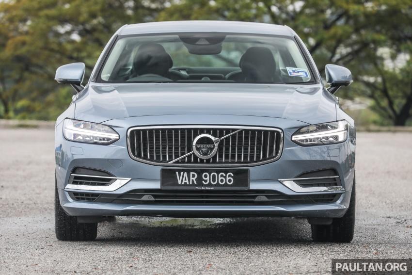 PANDU UJI: Volvo S90 T8 Twin Engine Inscription Plus plug-in Hybrid – selamat datang ke masa hadapan Image #804608