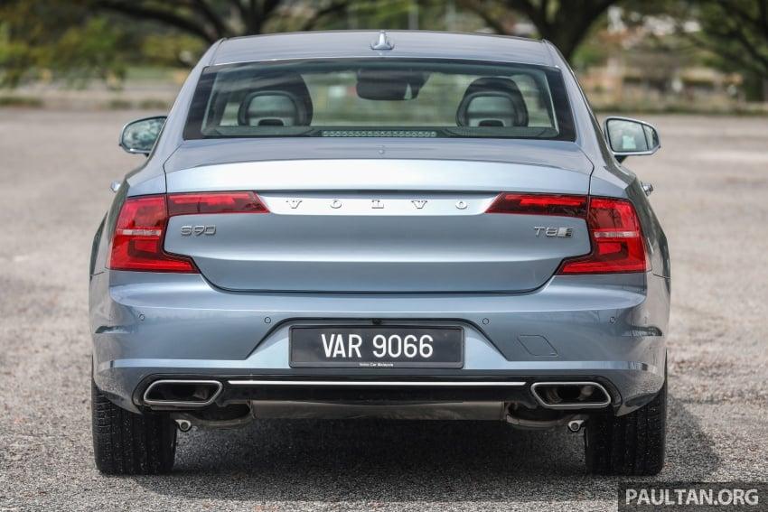 PANDU UJI: Volvo S90 T8 Twin Engine Inscription Plus plug-in Hybrid – selamat datang ke masa hadapan Image #804609