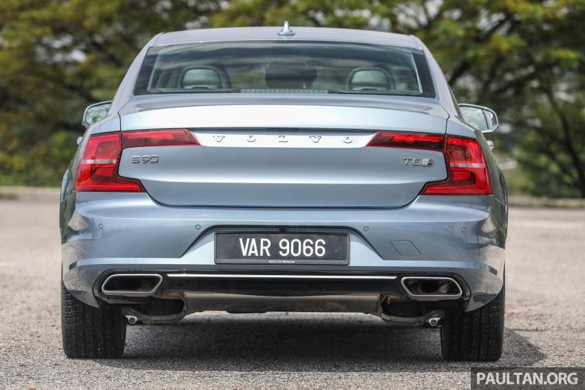 PANDU UJI: Volvo S90 T8 Twin Engine Inscription Plus plug-in Hybrid – selamat datang ke masa hadapan Image #804610