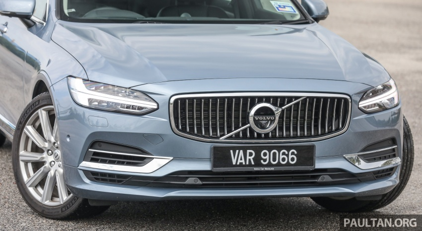 PANDU UJI: Volvo S90 T8 Twin Engine Inscription Plus plug-in Hybrid – selamat datang ke masa hadapan Image #804611