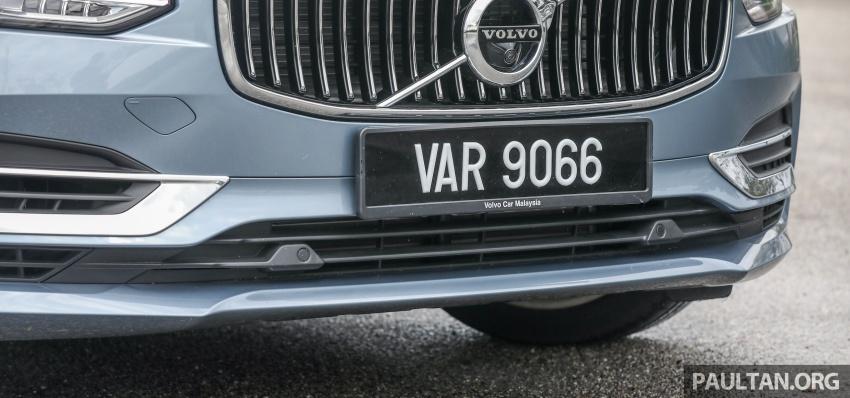 PANDU UJI: Volvo S90 T8 Twin Engine Inscription Plus plug-in Hybrid – selamat datang ke masa hadapan Image #804619