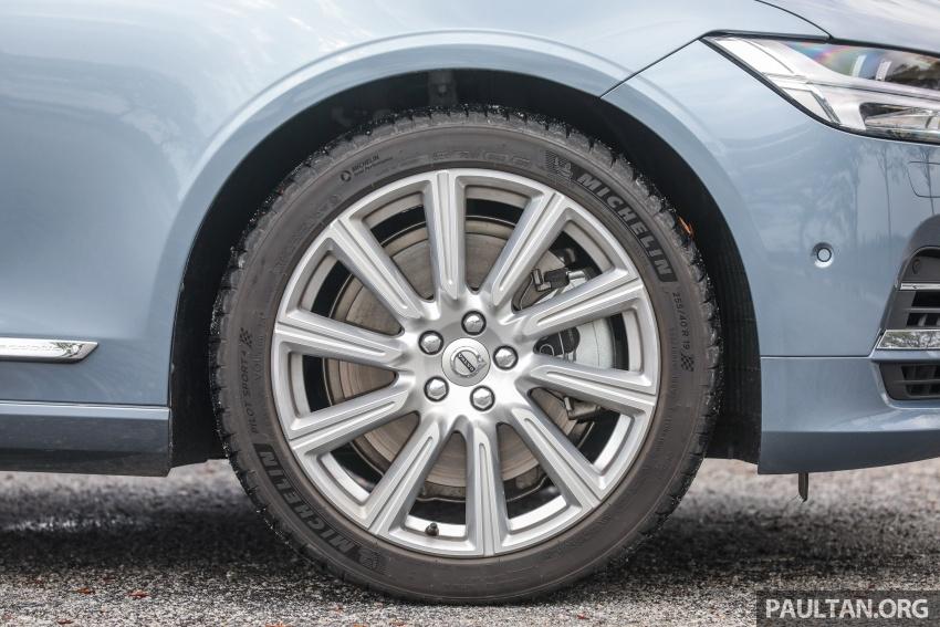 PANDU UJI: Volvo S90 T8 Twin Engine Inscription Plus plug-in Hybrid – selamat datang ke masa hadapan Image #804627