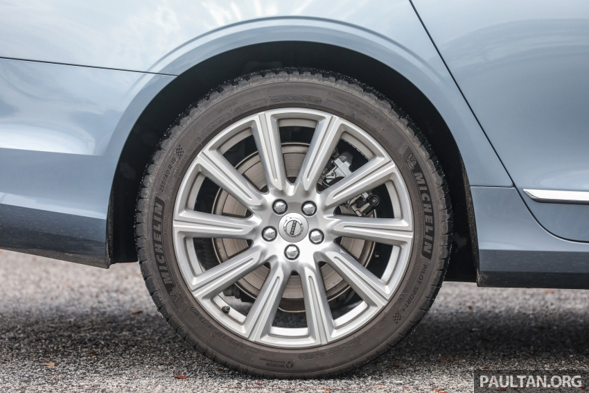 PANDU UJI: Volvo S90 T8 Twin Engine Inscription Plus plug-in Hybrid – selamat datang ke masa hadapan Image #804628