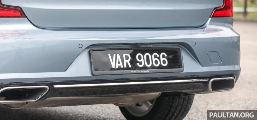 PANDU UJI: Volvo S90 T8 Twin Engine Inscription Plus plug-in Hybrid – selamat datang ke masa hadapan Image #804635