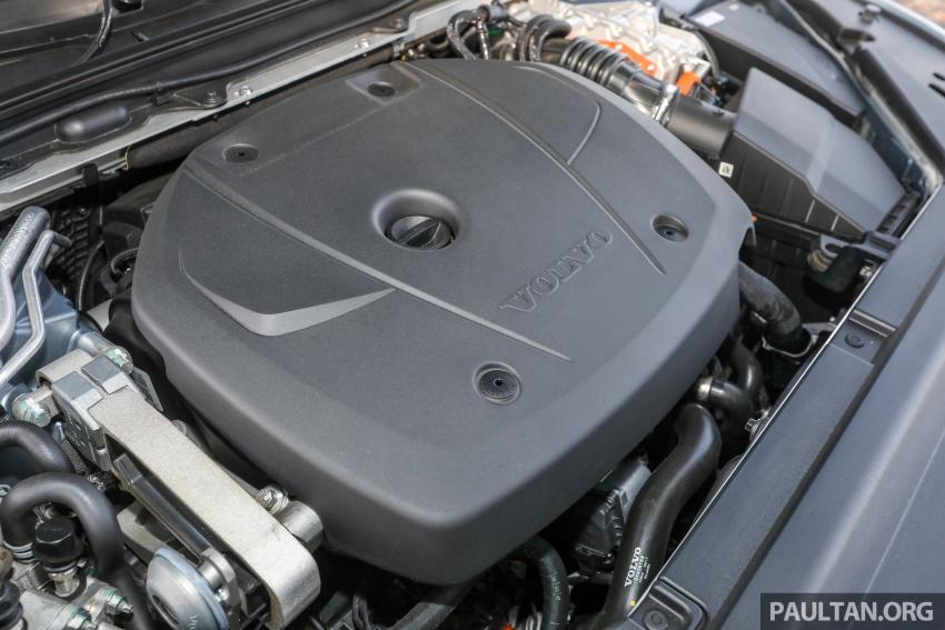 PANDU UJI: Volvo S90 T8 Twin Engine Inscription Plus plug-in Hybrid – selamat datang ke masa hadapan Image #804637