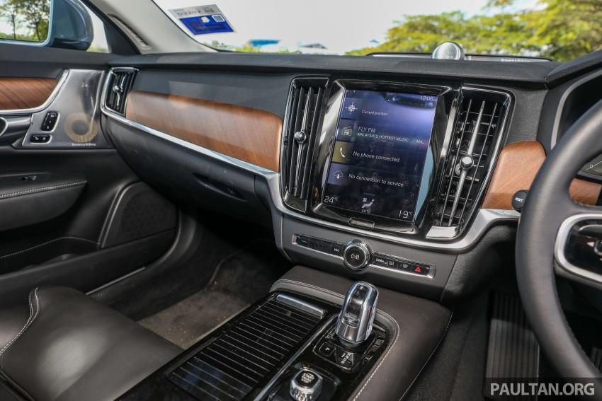 PANDU UJI: Volvo S90 T8 Twin Engine Inscription Plus plug-in Hybrid – selamat datang ke masa hadapan Image #804648