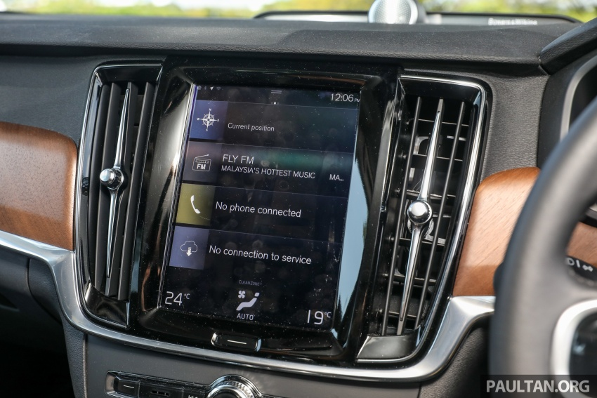 PANDU UJI: Volvo S90 T8 Twin Engine Inscription Plus plug-in Hybrid – selamat datang ke masa hadapan Image #804650