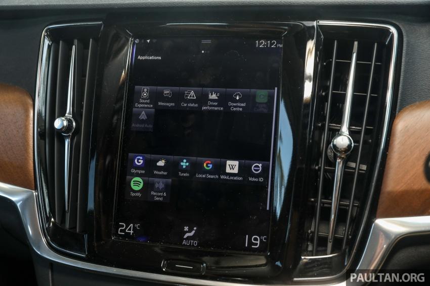 PANDU UJI: Volvo S90 T8 Twin Engine Inscription Plus plug-in Hybrid – selamat datang ke masa hadapan Image #804653
