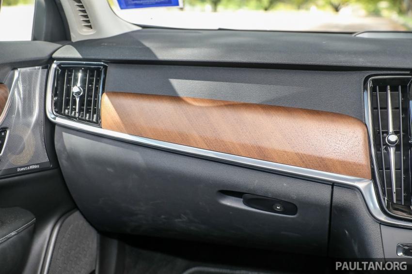 PANDU UJI: Volvo S90 T8 Twin Engine Inscription Plus plug-in Hybrid – selamat datang ke masa hadapan Image #804662