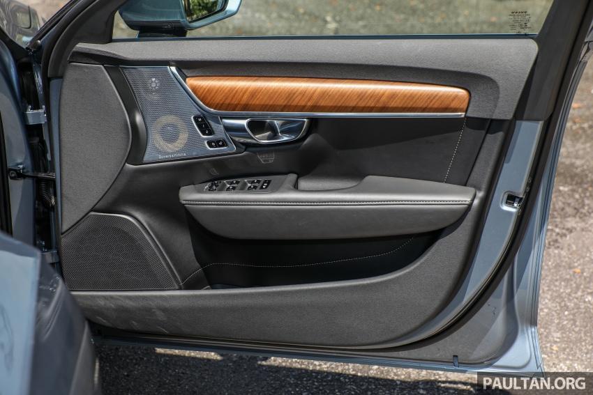 PANDU UJI: Volvo S90 T8 Twin Engine Inscription Plus plug-in Hybrid – selamat datang ke masa hadapan Image #804673