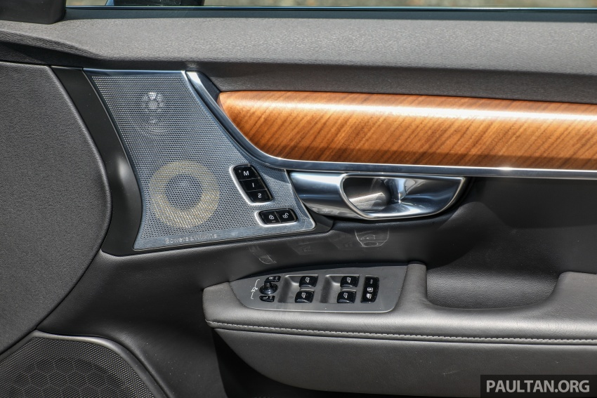 PANDU UJI: Volvo S90 T8 Twin Engine Inscription Plus plug-in Hybrid – selamat datang ke masa hadapan Image #804675