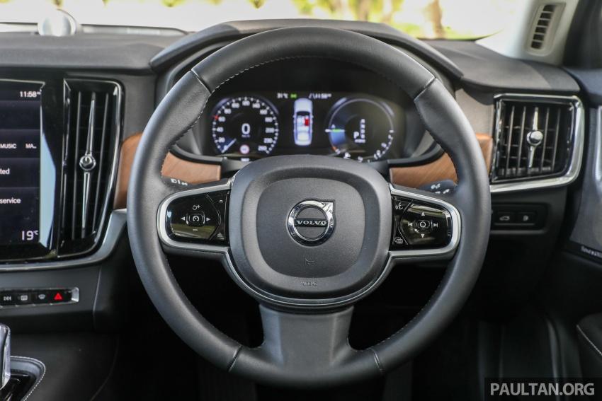 PANDU UJI: Volvo S90 T8 Twin Engine Inscription Plus plug-in Hybrid – selamat datang ke masa hadapan Image #804640