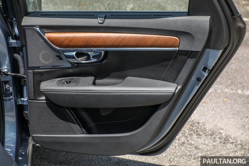 PANDU UJI: Volvo S90 T8 Twin Engine Inscription Plus plug-in Hybrid – selamat datang ke masa hadapan Image #804684