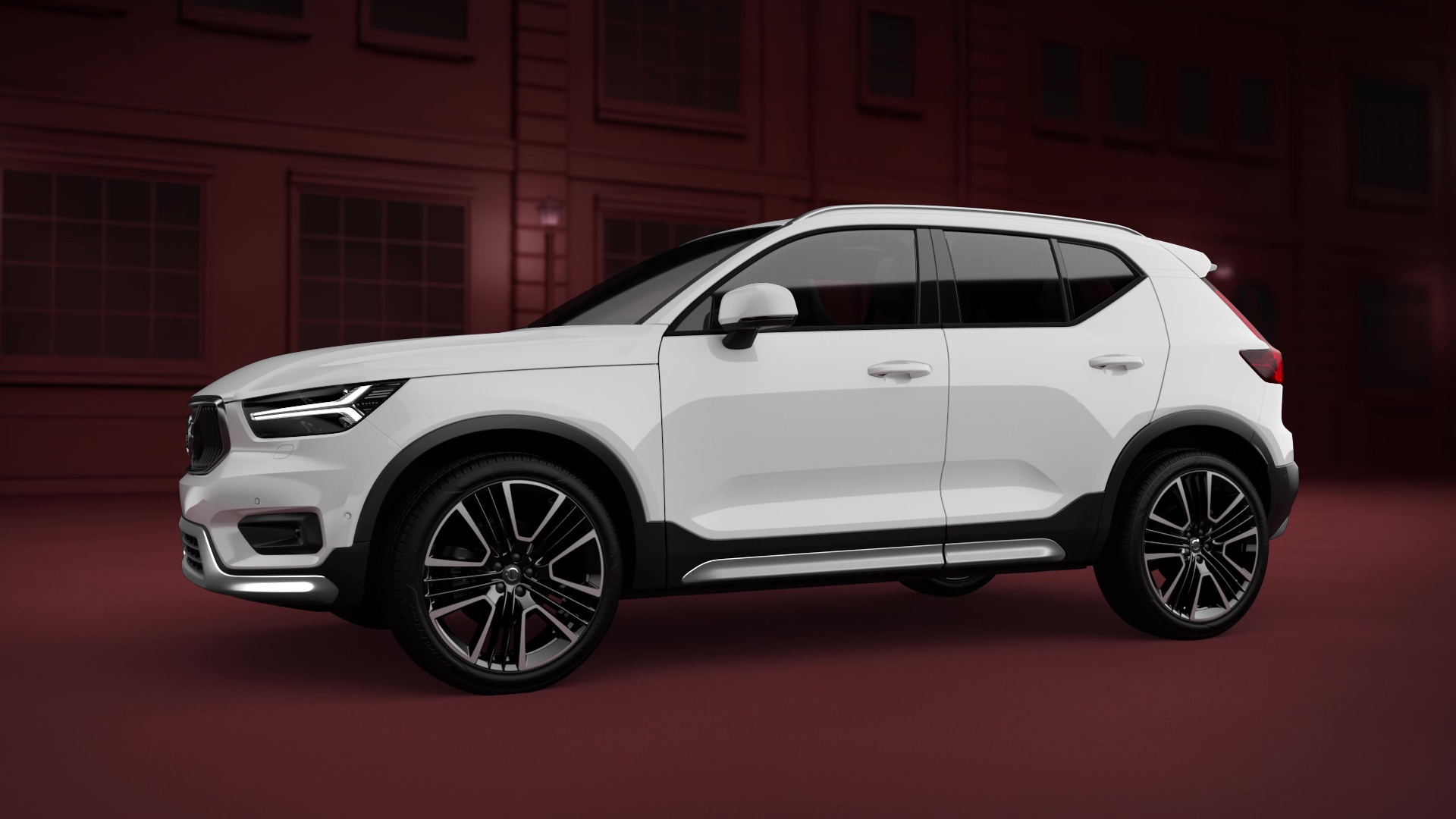Volvo XC40 now offered with an exterior styling kit Paul Tan - Image 801646