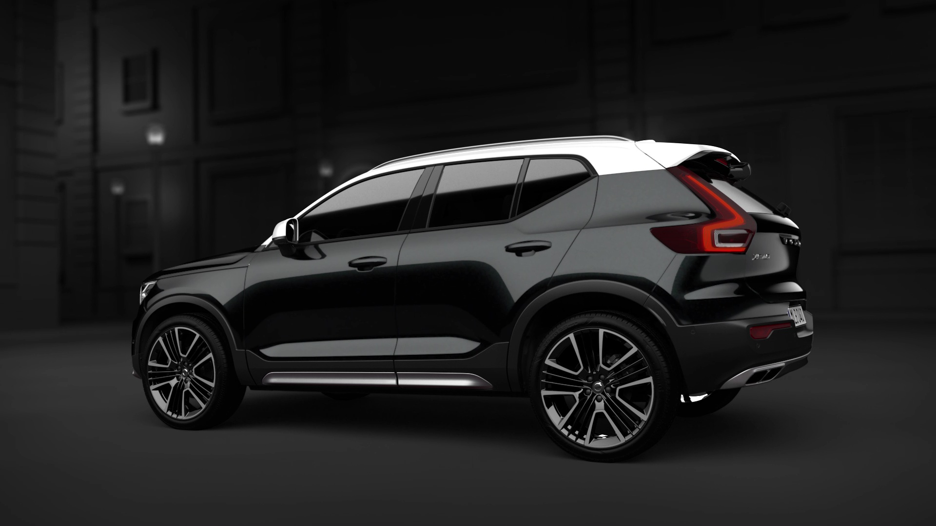 Volvo Xc40 Now Offered With An Exterior Styling Kit Paul Interiors Inside Ideas Interiors design about Everything [magnanprojects.com]