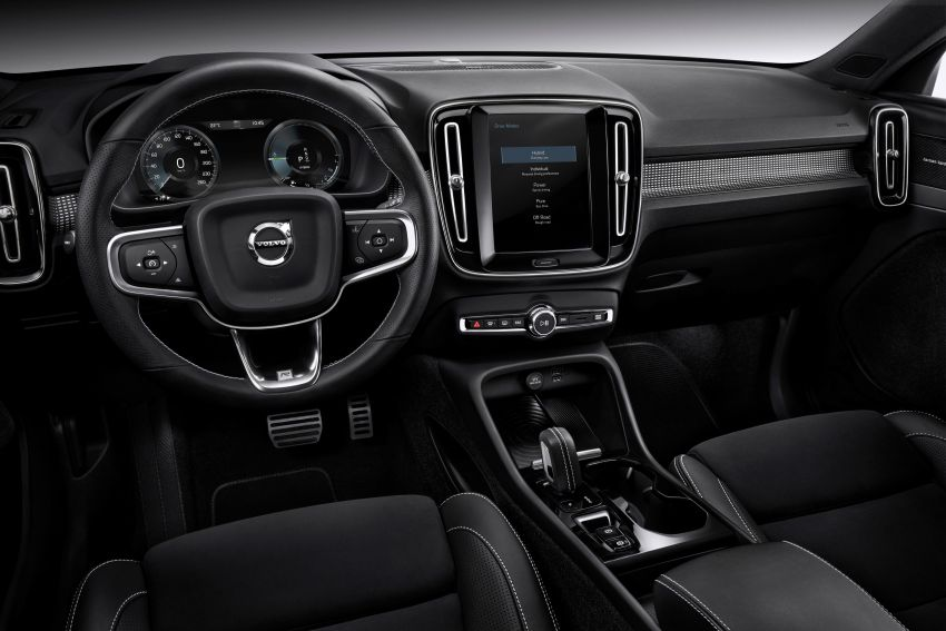Volvo XC40 T5 Twin Engine – PHEV version debuts Image #811297