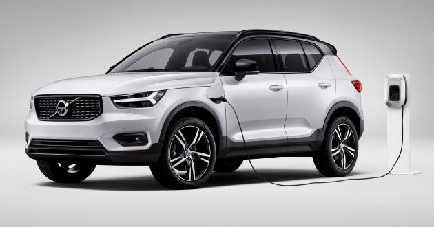Volvo Xc40 All Electric To Be Launched Before End 2019