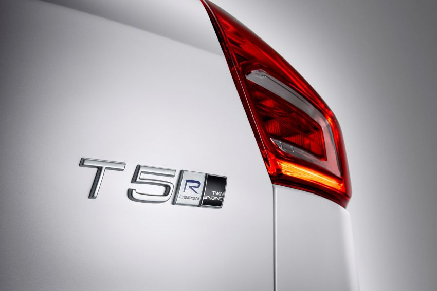 Volvo XC40 T5 Twin Engine – PHEV version debuts Image #811291