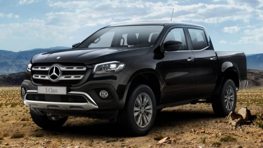 Mercedes-Benz X-Class launched in Australia – MBM confirms no plans to introduce pick-up in Malaysia Image #806607