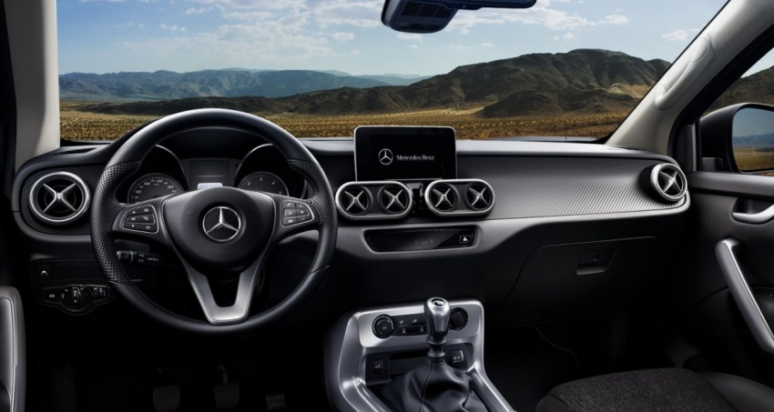 Mercedes-Benz X-Class launched in Australia – MBM confirms no plans to introduce pick-up in Malaysia Image #806611