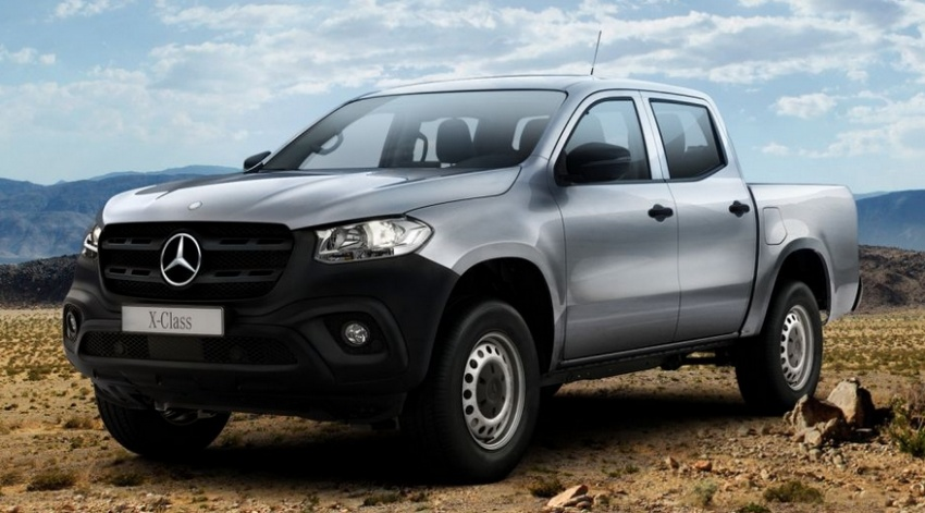 Mercedes-Benz X-Class launched in Australia – MBM confirms no plans to introduce pick-up in Malaysia Image #806612