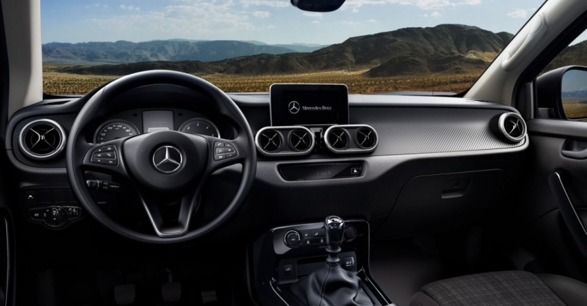 Mercedes-Benz X-Class launched in Australia – MBM confirms no plans to introduce pick-up in Malaysia Image #806605