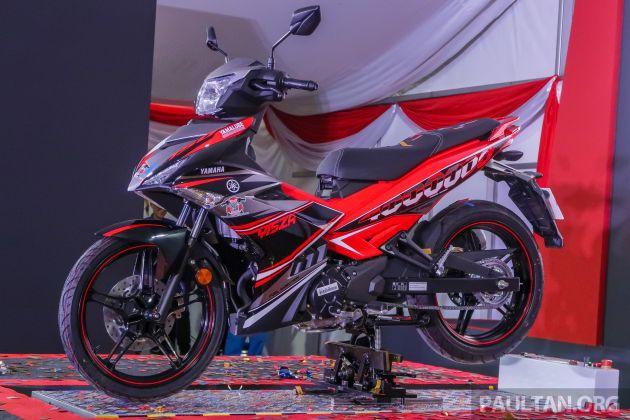 Hong Leong Yamaha Malaysia 4 Million Bike Milestone