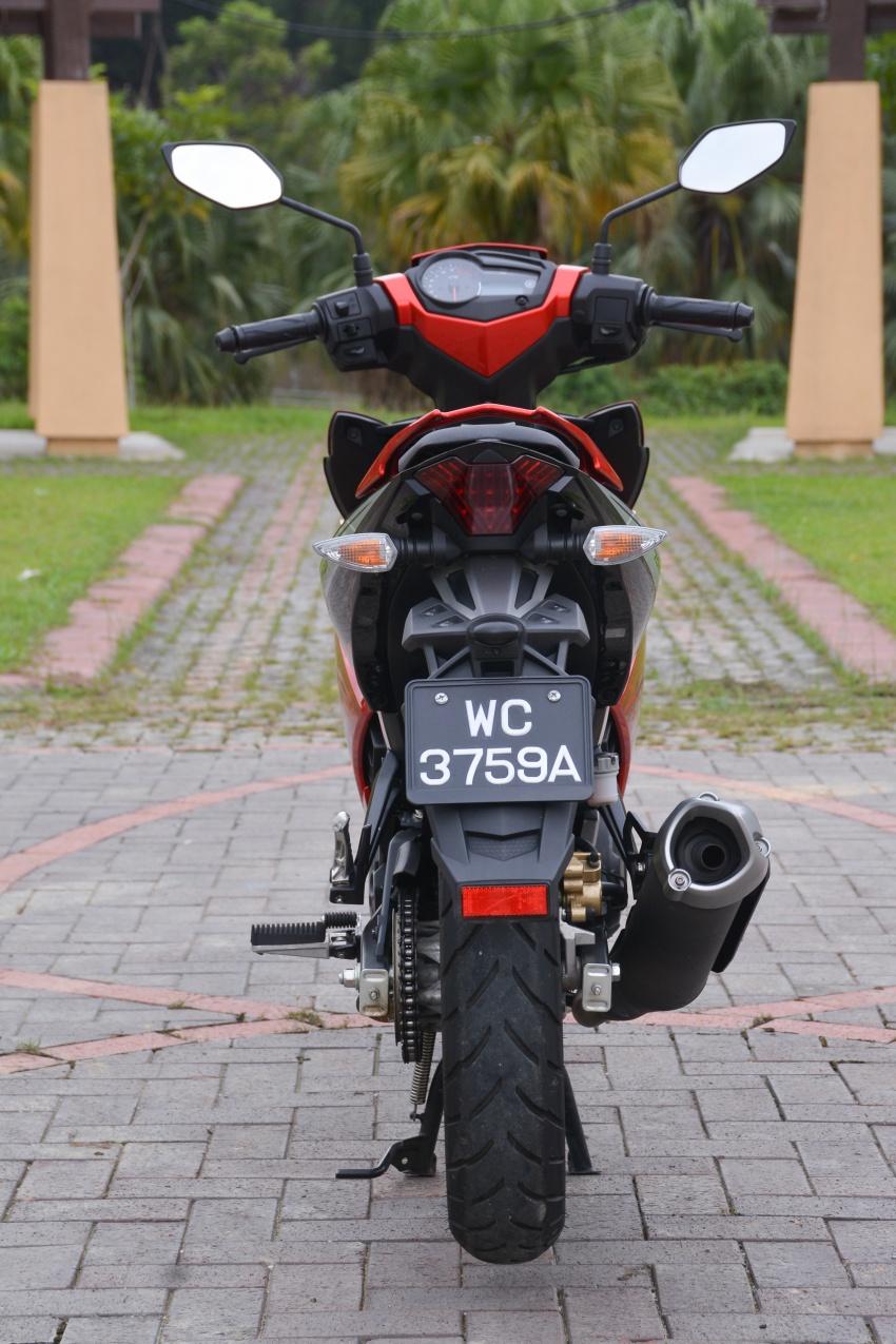 SYM VF3i vs Yamaha Y15ZR, Honda RS150R, Benelli RFS150i – latest 'supercub' takes on the establishment Image #808348