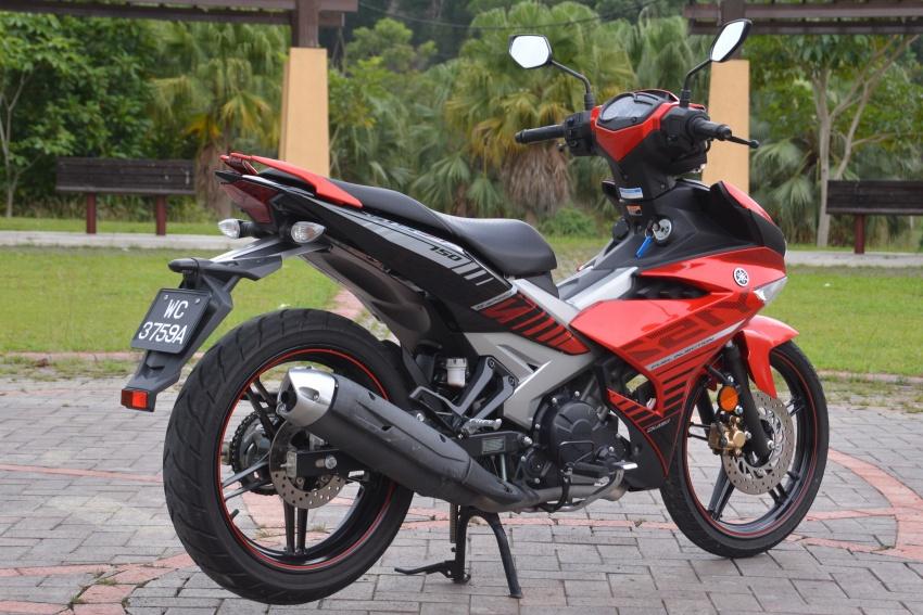 SYM VF3i vs Yamaha Y15ZR, Honda RS150R, Benelli RFS150i – latest 'supercub' takes on the establishment Image #808349