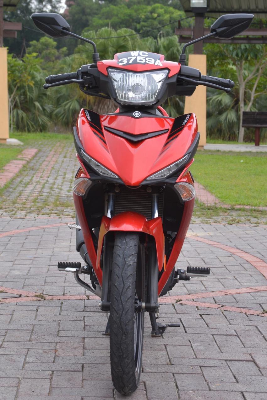 SYM VF3i vs Yamaha Y15ZR, Honda RS150R, Benelli RFS150i – latest 'supercub' takes on the establishment Image #808352