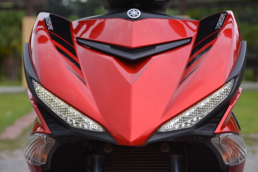 SYM VF3i vs Yamaha Y15ZR, Honda RS150R, Benelli RFS150i – latest 'supercub' takes on the establishment Image #808353