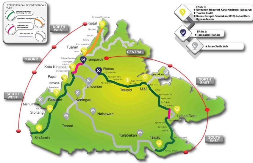 Pan Borneo Highway: Sabah construction progressing Image #808850