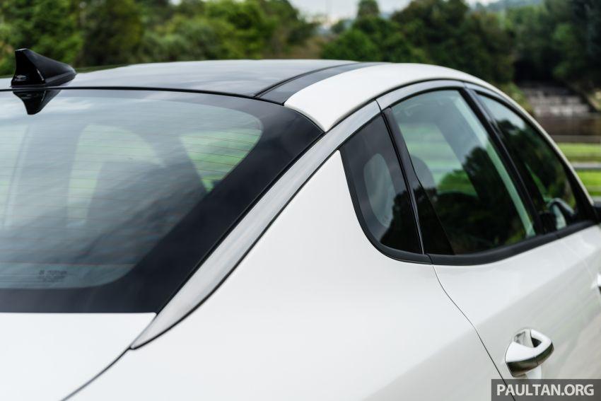 PANDU UJI: Kia Optima GT – kereta sport untuk Ayah Image #817491