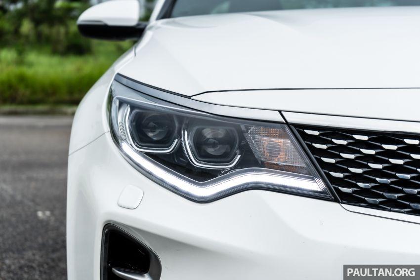 PANDU UJI: Kia Optima GT – kereta sport untuk Ayah Image #817475