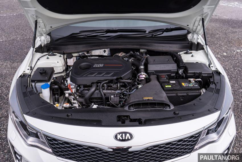 PANDU UJI: Kia Optima GT – kereta sport untuk Ayah Image #817467