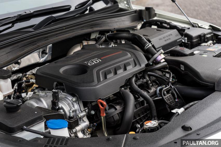 PANDU UJI: Kia Optima GT – kereta sport untuk Ayah Image #817465